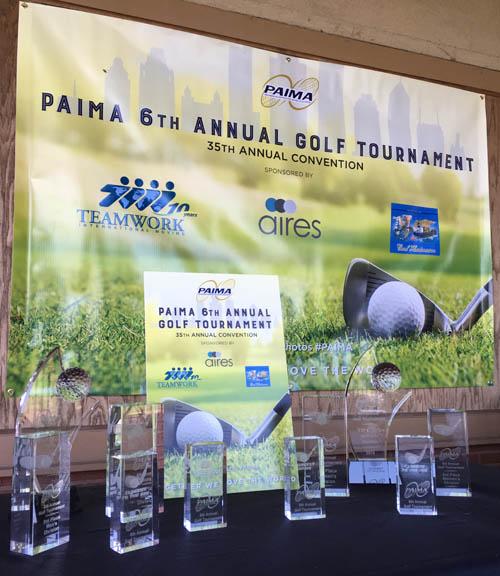 2019 PAIMA 6th Annual Golf Tournament