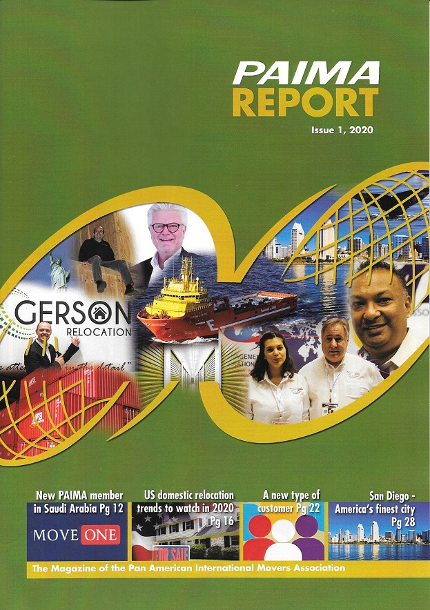 PAIMA Report Issue I – 2020