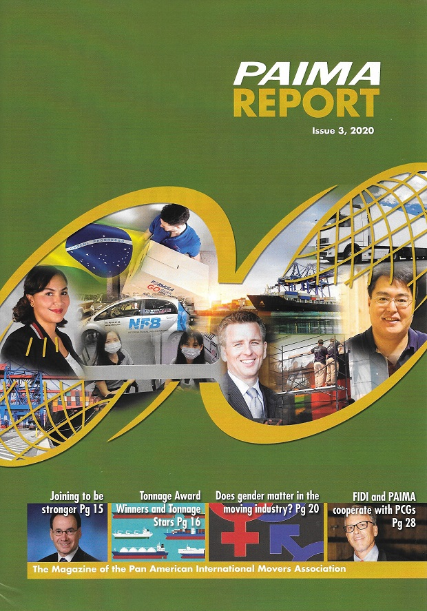 PAIMA Report Issue III – 2020